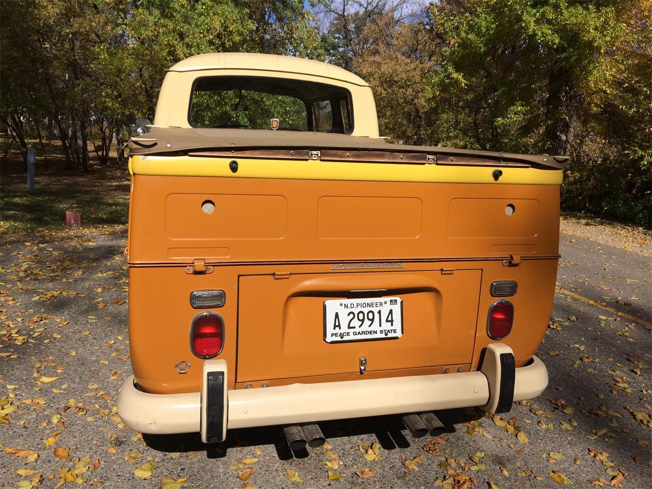 1969 Volkswagen Pickup (CC-1411362) for sale in Minot, North Dakota