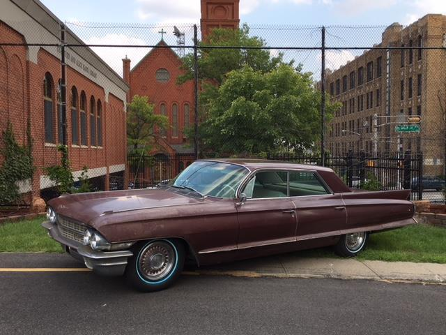 1962 Cadillac Sedan DeVille (CC-1411369) for sale in Elizabeth, New Jersey