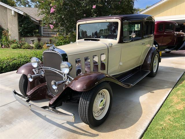 1932 Chevrolet 2-Dr Sedan (CC-1411376) for sale in orange, California