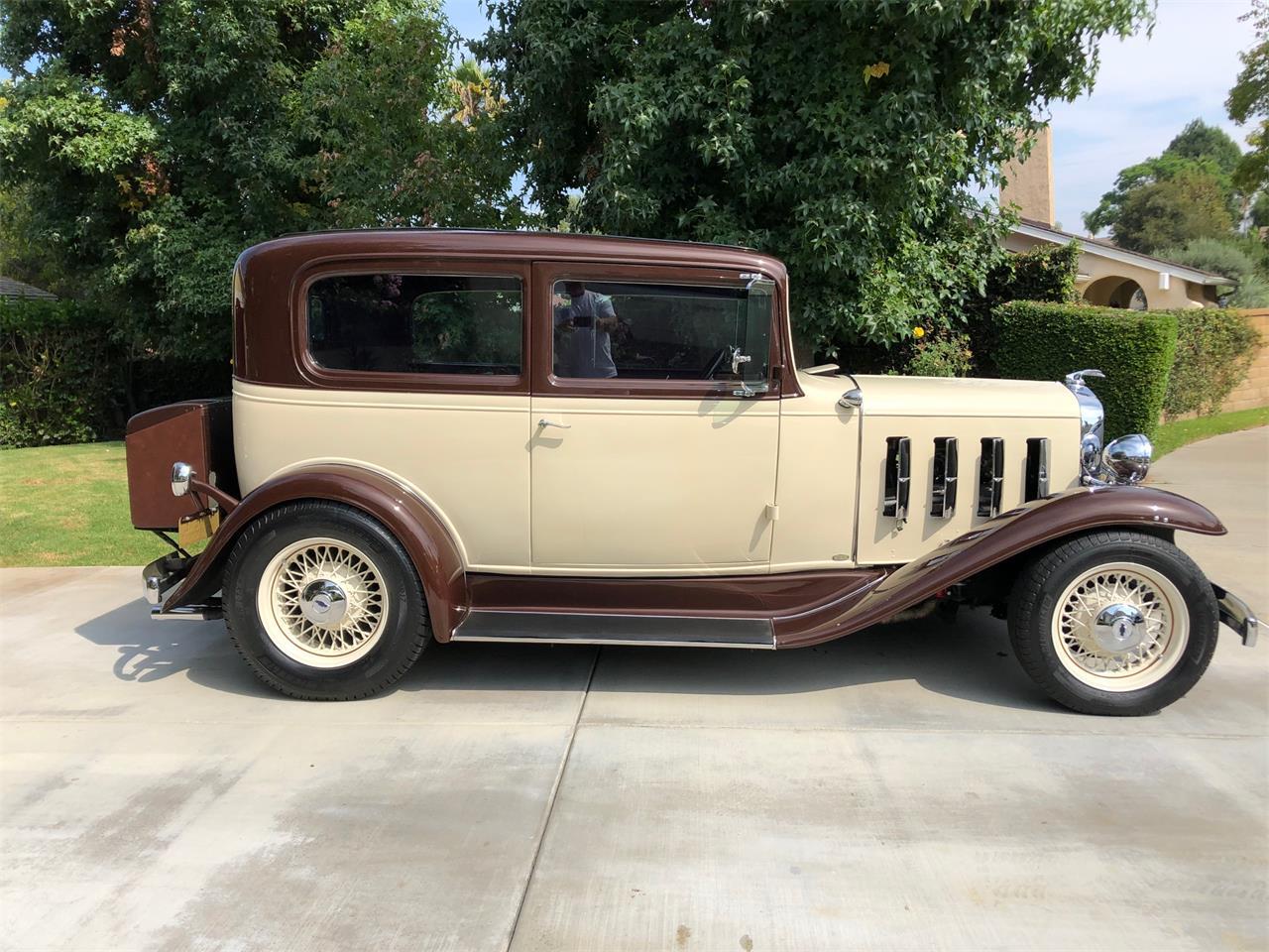 1932 Chevrolet 2-Dr Sedan (CC-1411376) for sale in orange, California