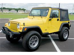 2000 Jeep Wrangler (CC-1410138) for sale in Lenoir City, Tennessee