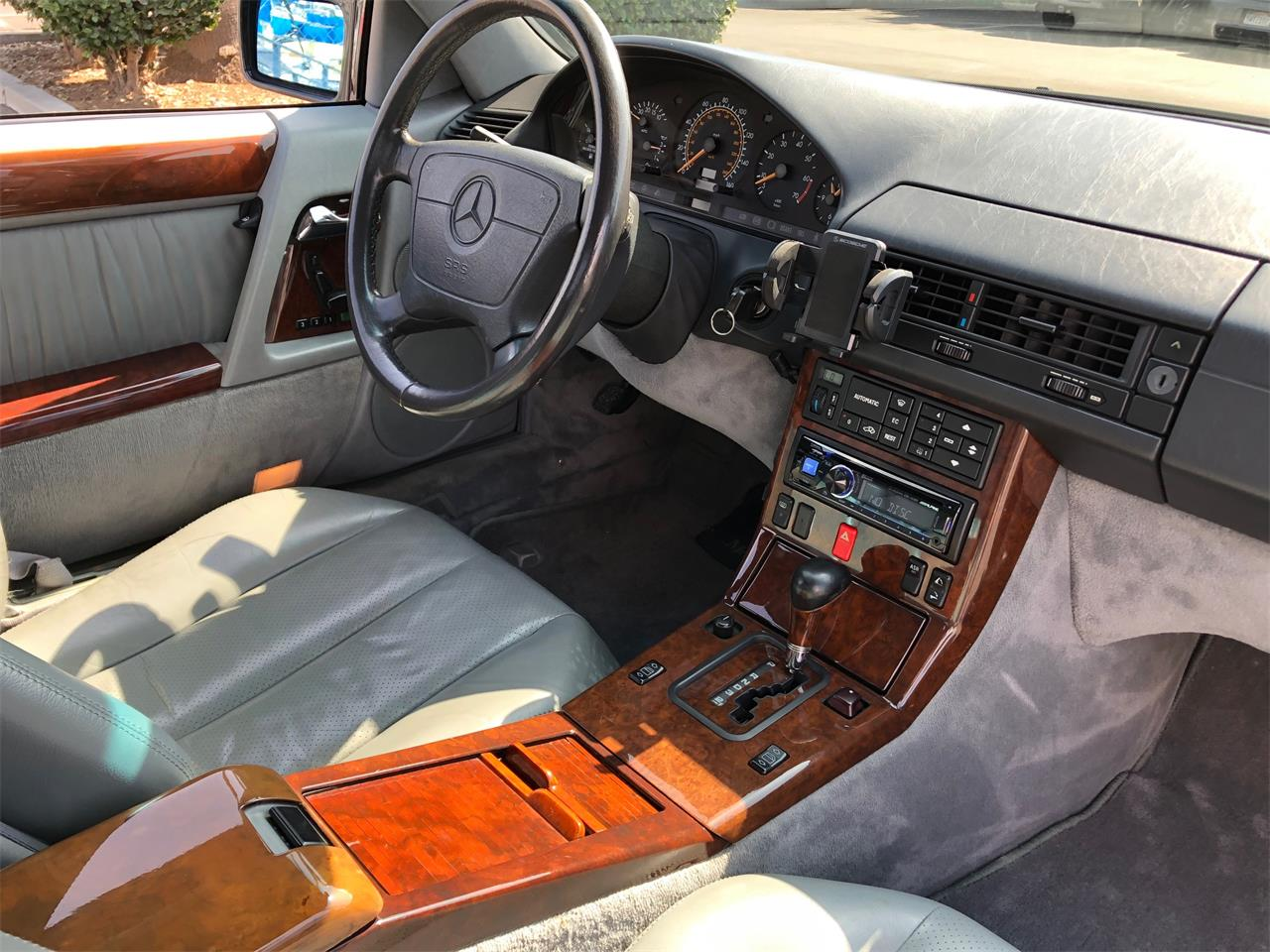 1995 Mercedes-Benz SL500 (CC-1411382) for sale in orange, California