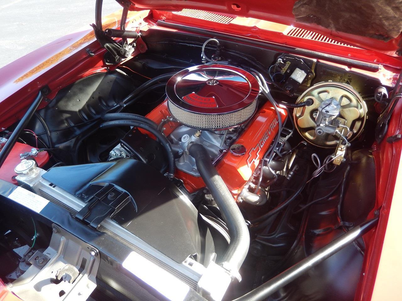 1969 Chevrolet Camaro SS (CC-1411383) for sale in Clarkston, Michigan