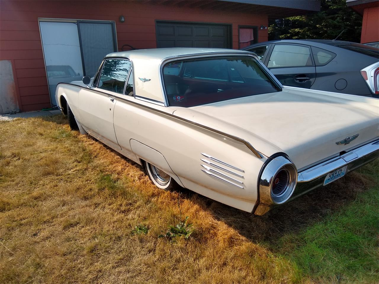 1961 Ford Thunderbird (CC-1411386) for sale in Port Angeles, Washington