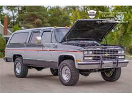 1990 Chevrolet Suburban (CC-1410014) for sale in Milford, Michigan