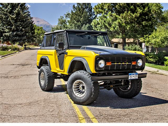 1970 Ford Bronco (CC-1411423) for sale in Manitou Springs, Colorado