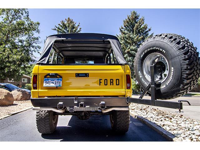 1970 Ford Bronco (CC-1411423) for sale in Manitou Springs, Colorado