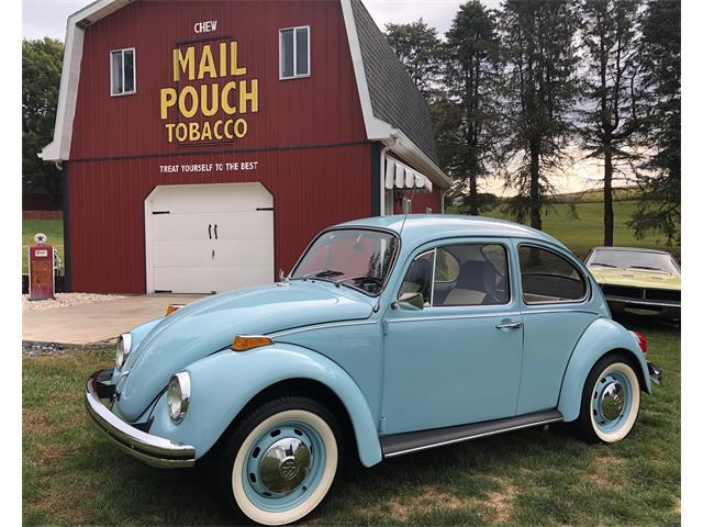 1972 Volkswagen Beetle (CC-1411431) for sale in Latrobe, Pennsylvania