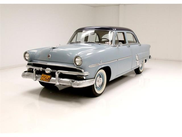 1953 Ford Customline (CC-1411435) for sale in Morgantown, Pennsylvania