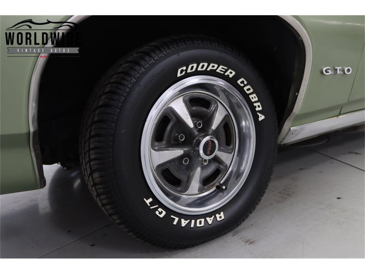 1969 Pontiac GTO (CC-1411438) for sale in Denver , Colorado