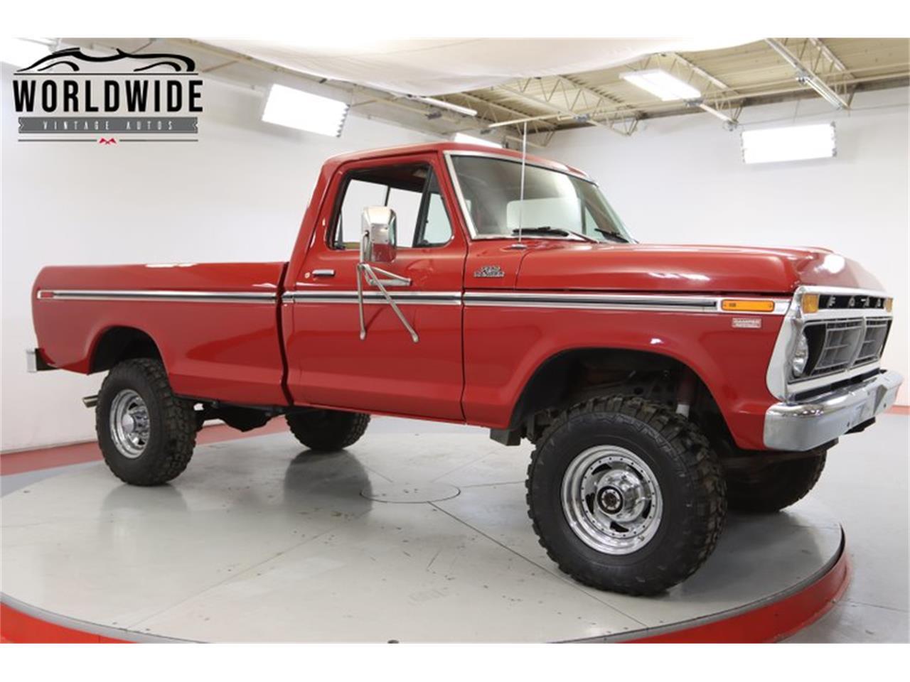 1977 Ford F250 (CC-1411440) for sale in Denver , Colorado