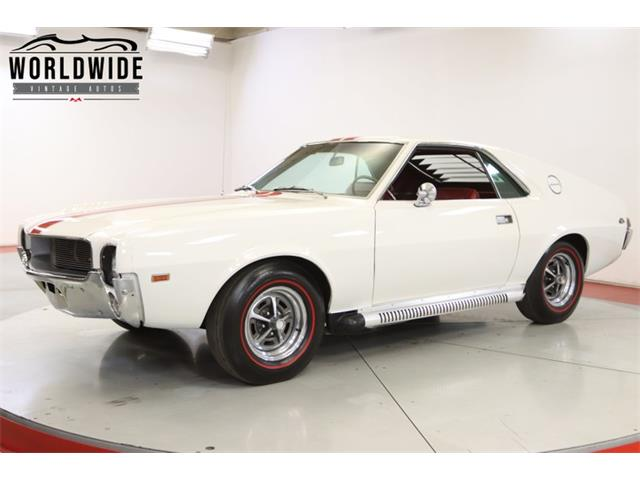 1968 AMC AMX (CC-1411443) for sale in Denver , Colorado