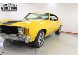 1971 Chevrolet Chevelle (CC-1411454) for sale in Denver , Colorado