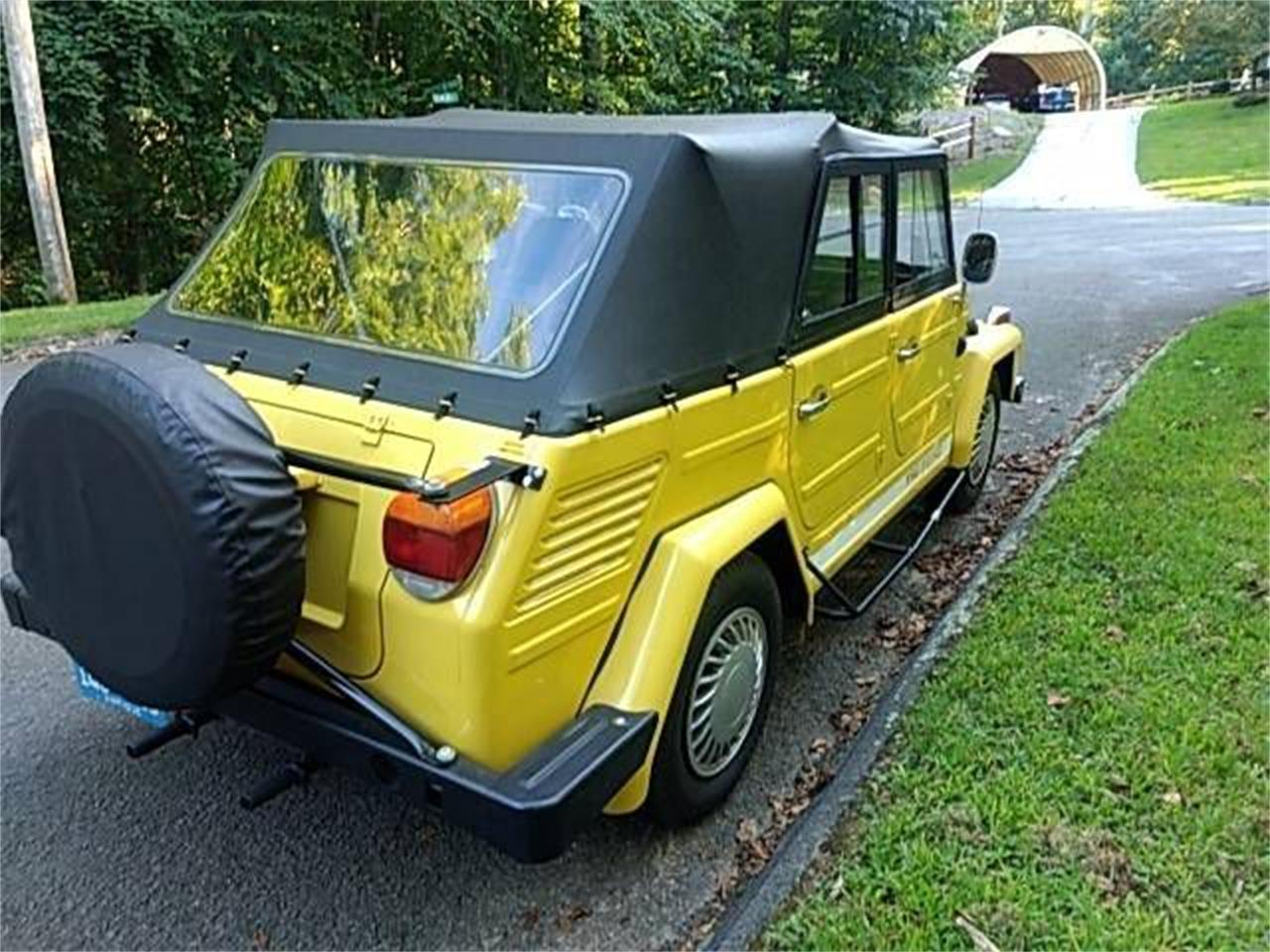 1973 Volkswagen Thing (CC-1411468) for sale in West Pittston, Pennsylvania