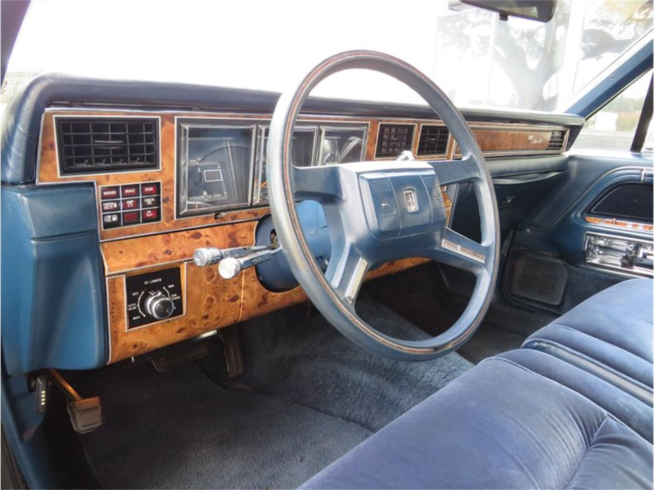 1985 Lincoln Town Car (CC-1411479) for sale in Lakeland, Florida