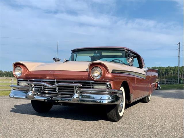 1957 Ford Fairlane (CC-1411480) for sale in Greensboro, North Carolina