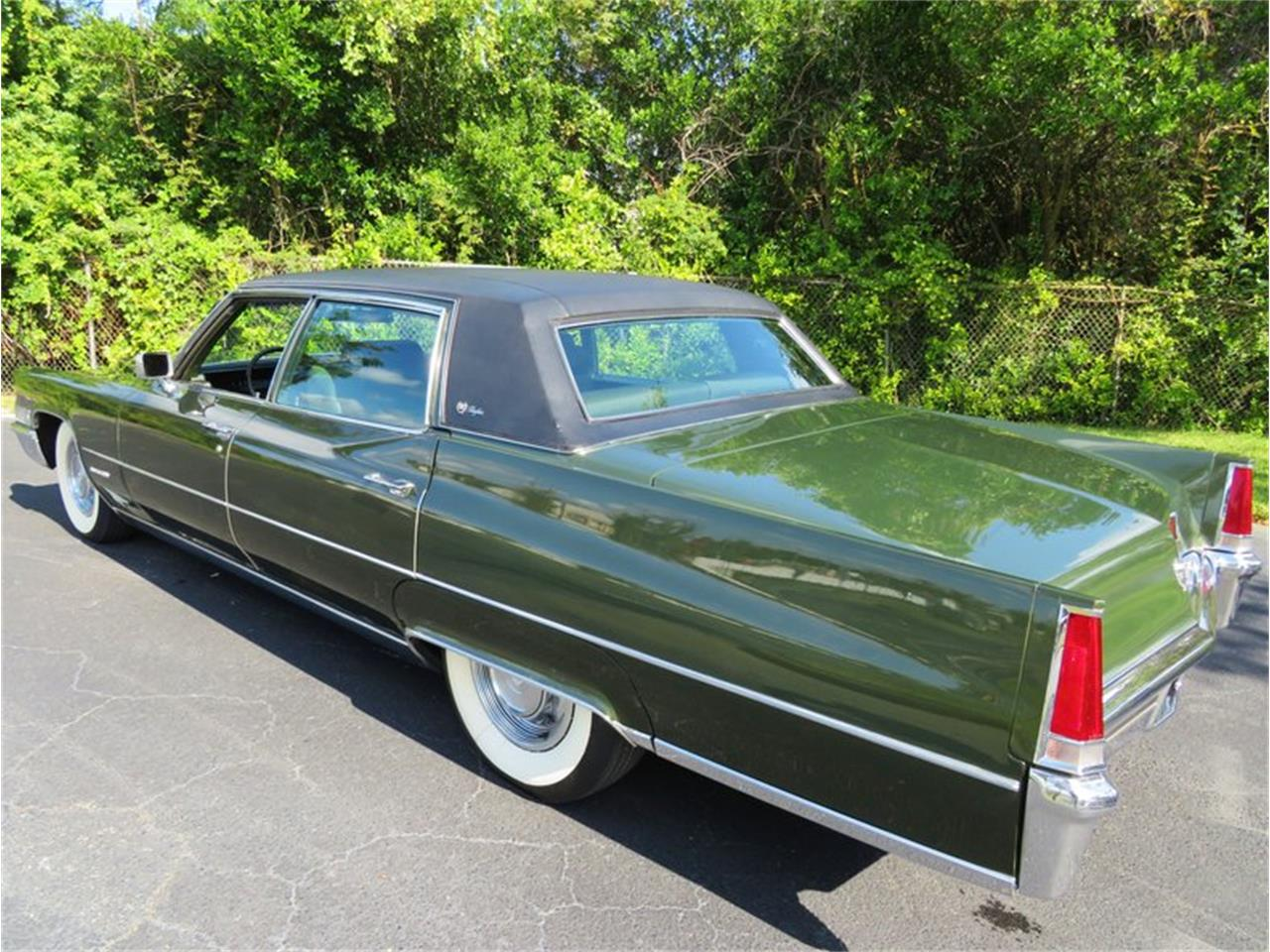1969 Cadillac Fleetwood (CC-1411483) for sale in Lakeland, Florida