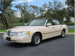 1998 Lincoln Town Car (CC-1411485) for sale in Lakeland, Florida