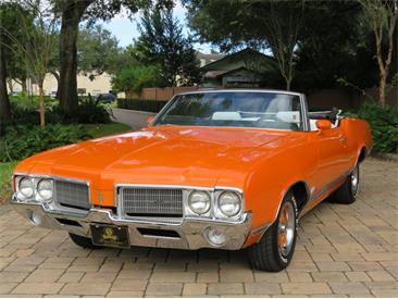 1970 Oldsmobile Cutlass (CC-1411488) for sale in Lakeland, Florida
