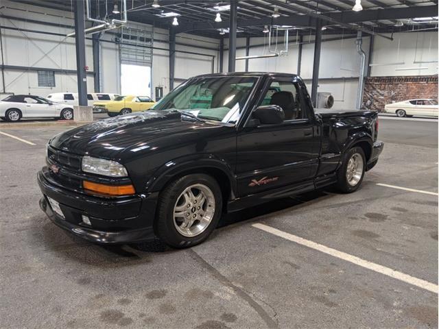 2002 Chevrolet S10 (CC-1411492) for sale in Greensboro, North Carolina