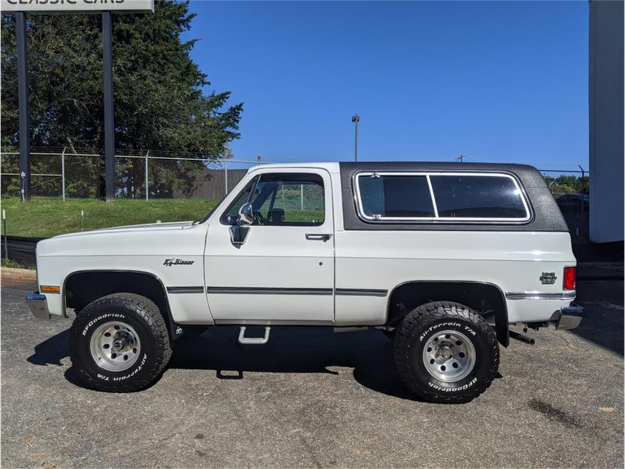 1987 Chevrolet Blazer (CC-1411493) for sale in Greensboro, North Carolina