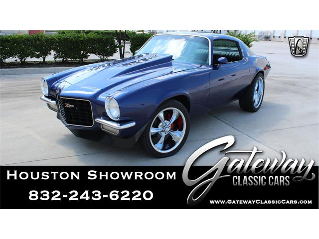 1973 Chevrolet Camaro (CC-1411513) for sale in O'Fallon, Illinois