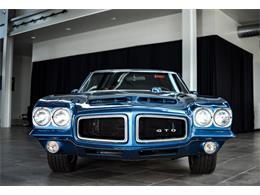 1972 Pontiac GTO (The Judge) (CC-1411518) for sale in Salem, Ohio