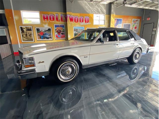 1985 Cadillac Seville (CC-1411521) for sale in West Babylon, New York