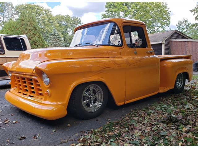 1955 Chevrolet Pickup (CC-1411522) for sale in Lake Hiawatha, New Jersey