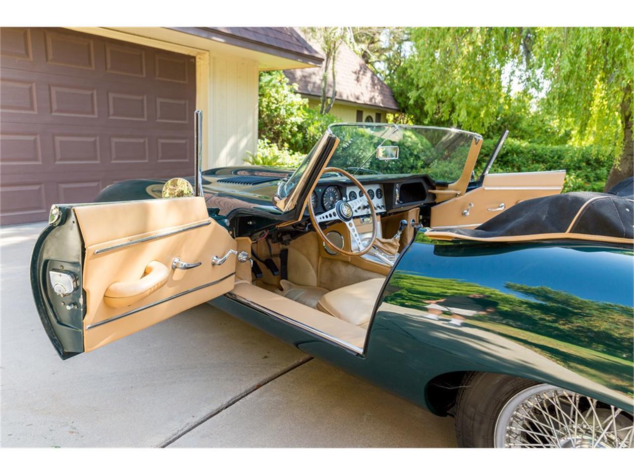 1963 Jaguar XKE (CC-1411527) for sale in Mesa, Arizona