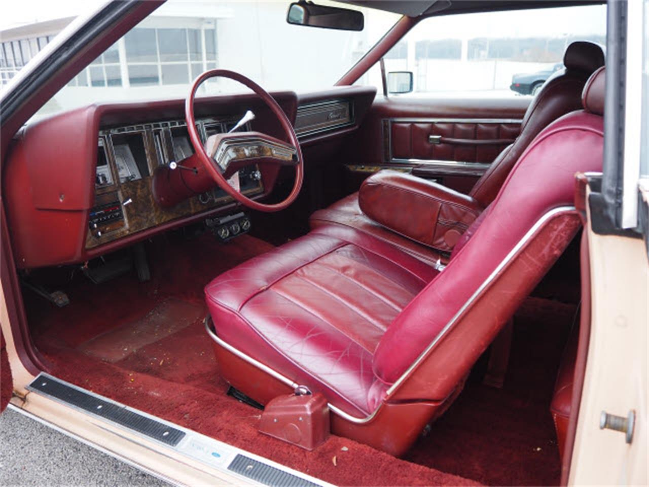 1977 Lincoln Continental (CC-1411533) for sale in Downers Grove, Illinois