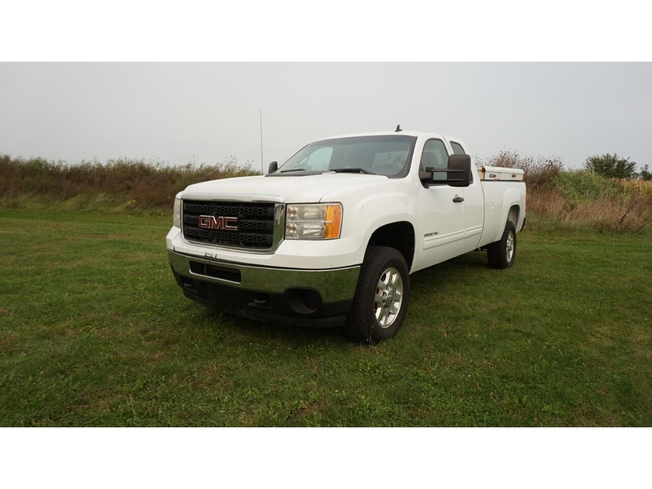 2011 GMC 2500 (CC-1410154) for sale in Clarence, Iowa