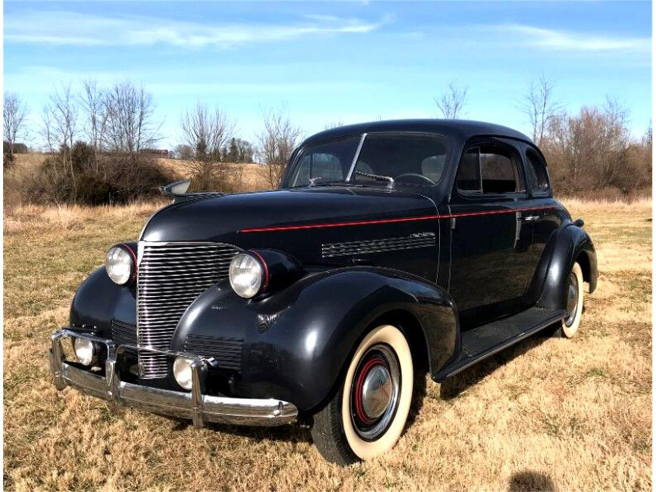 1939 Chevrolet Deluxe (CC-1411549) for sale in Harpers Ferry, West Virginia