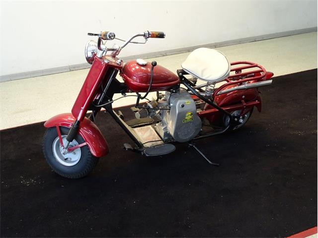 1957 Cushman Motorcycle (CC-1410155) for sale in Greensboro, North Carolina
