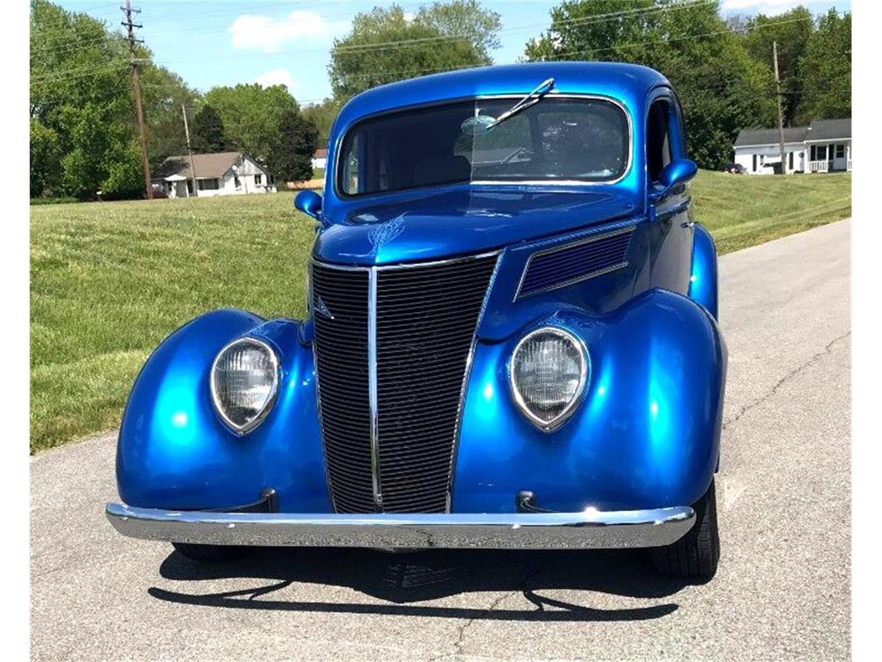 1937 Ford Coupe (CC-1411551) for sale in Harpers Ferry, West Virginia