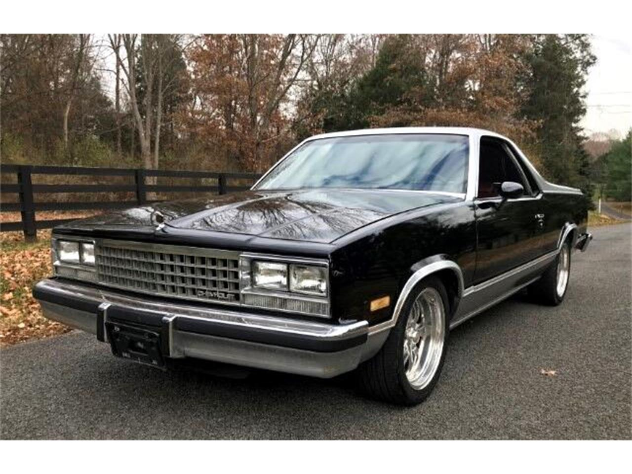 1984 Chevrolet El Camino (CC-1411553) for sale in Harpers Ferry, West Virginia