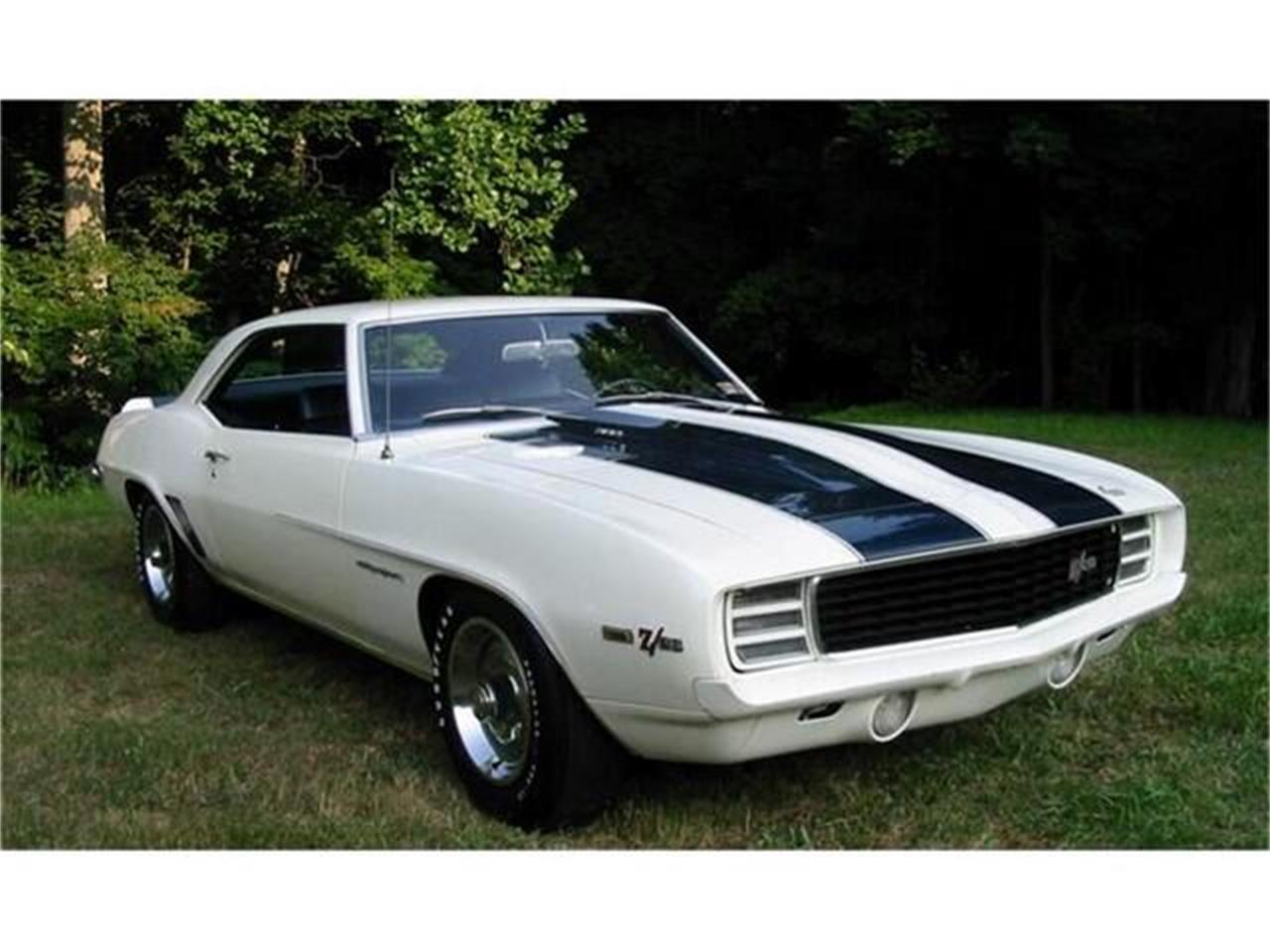 1969 Chevrolet Camaro (CC-1411557) for sale in Harpers Ferry, West Virginia