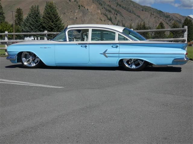 1960 Chevrolet Bel Air (CC-1411566) for sale in Hailey, Idaho