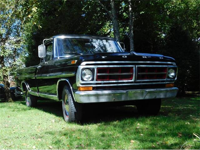 1971 Ford F100 (CC-1411569) for sale in Flat Rock, North Carolina