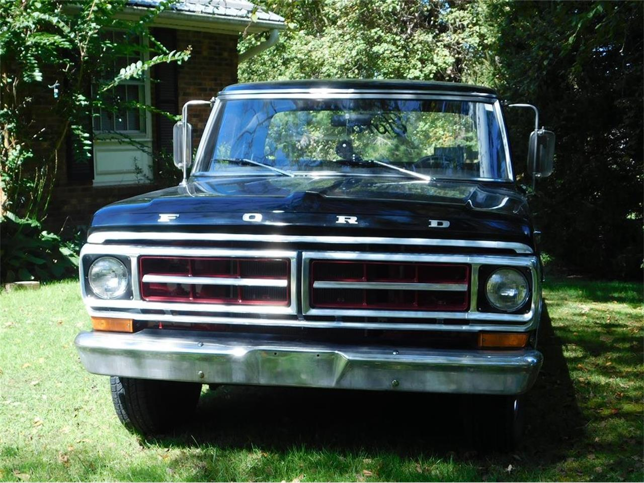 1971 Ford F100 (CC-1411569) for sale in Flat Rock, North Carolina