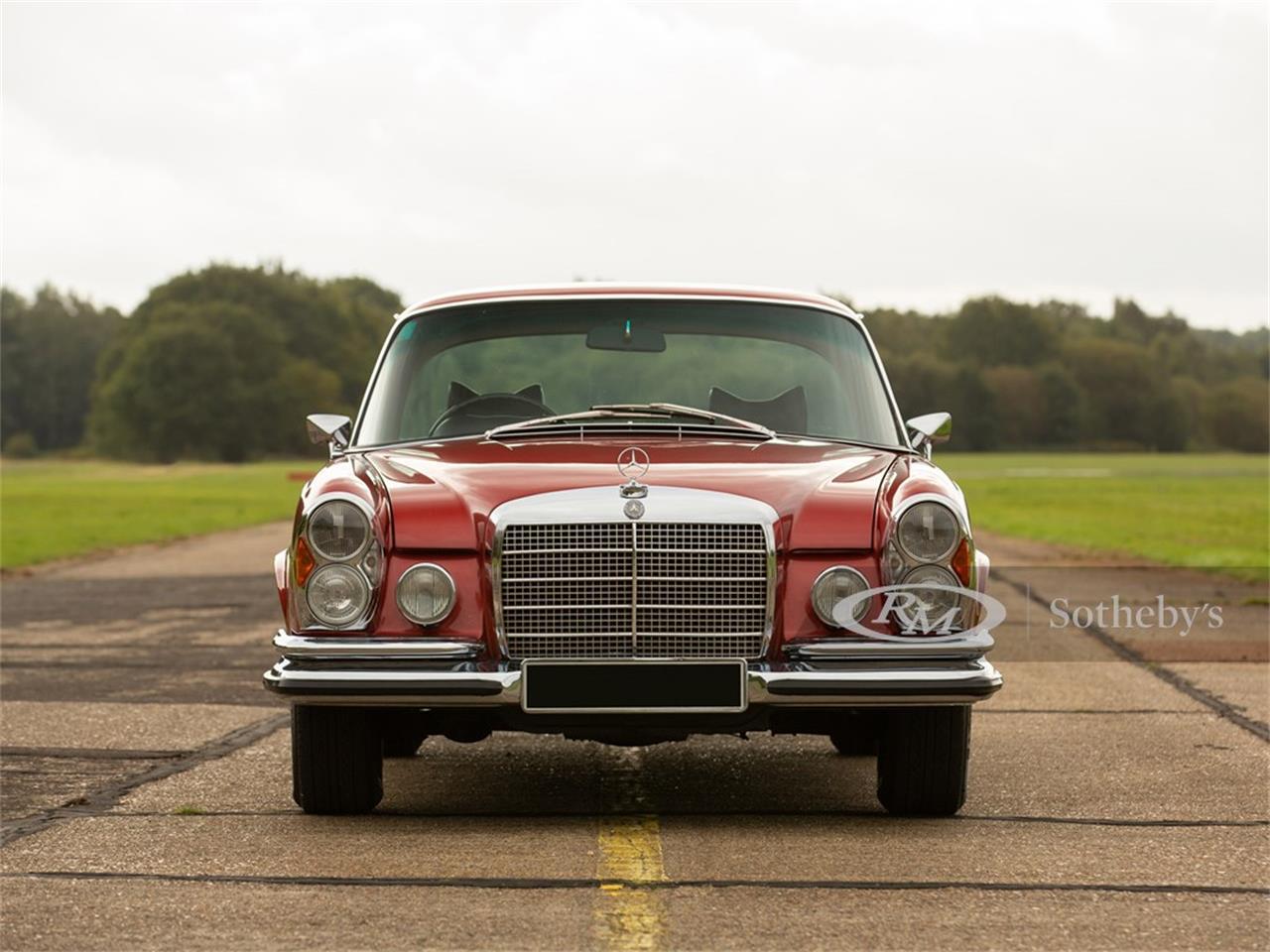 1971 Mercedes-Benz 280SE (CC-1411574) for sale in London, United Kingdom