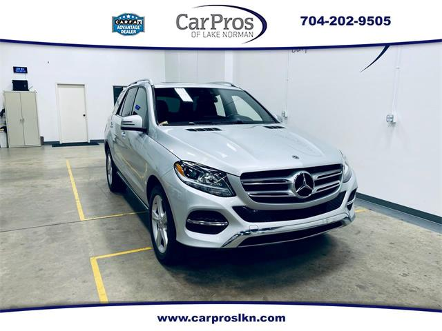 2017 Mercedes-Benz GL-Class (CC-1411580) for sale in Mooresville, North Carolina