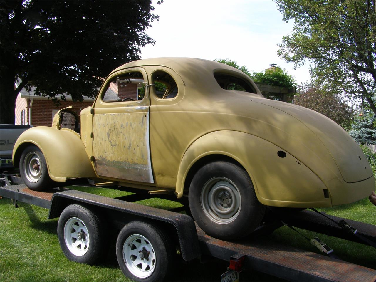 1937 Plymouth 2-Dr Business Coupe (CC-1411594) for sale in Greencastle, Pennsylvania