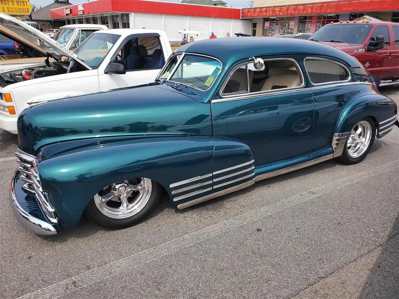 1948 Chevrolet Coupe (CC-1411598) for sale in PERU, Indiana