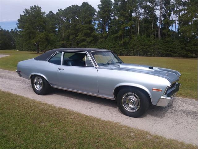 1971 Chevrolet Nova (CC-1410160) for sale in Greensboro, North Carolina