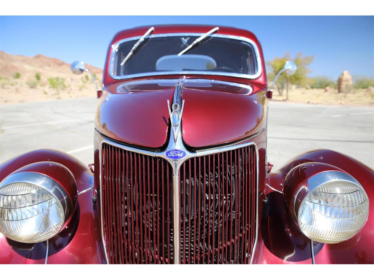 1936 Ford Model 68 (CC-1411601) for sale in Boulder City, Nevada