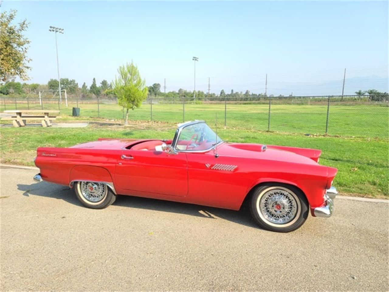 1955 Ford Thunderbird (CC-1411602) for sale in El monte, California