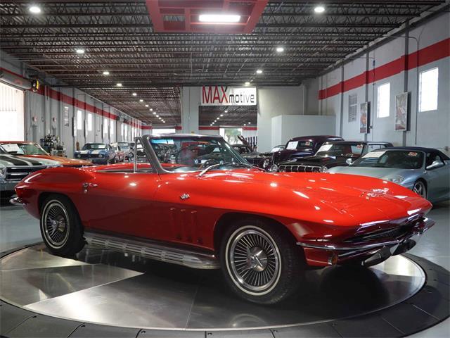 1966 Chevrolet Corvette (CC-1411616) for sale in Pittsburgh, Pennsylvania