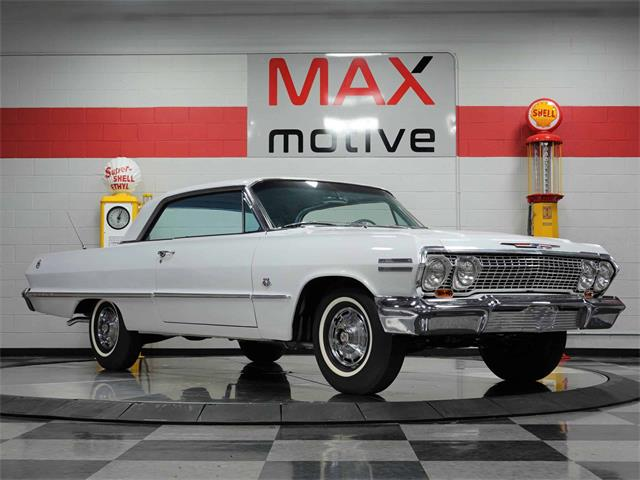 1963 Chevrolet Impala (CC-1411618) for sale in Pittsburgh, Pennsylvania