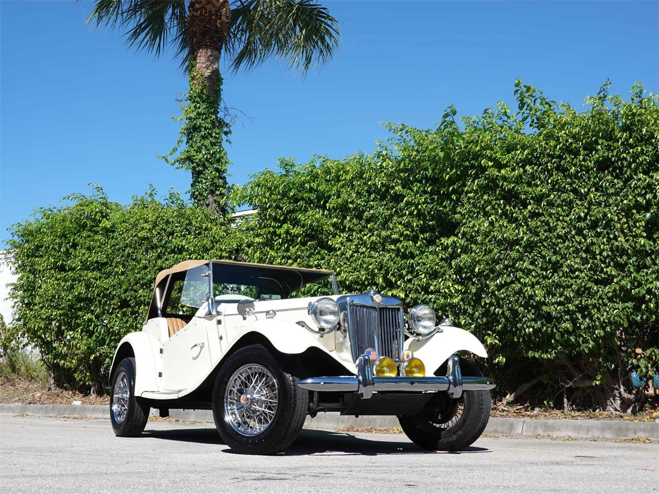 1952 MG TD (CC-1411623) for sale in Pittsburgh, Pennsylvania